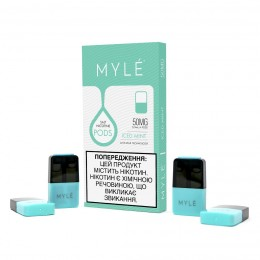 MYLE Pods Magnetic Edition - ICED Mint