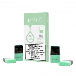 MYLE Pods Magnetic Edition - Lemon Mint