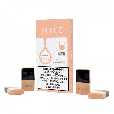 MYLE Pods Magnetic Edition - Peach
