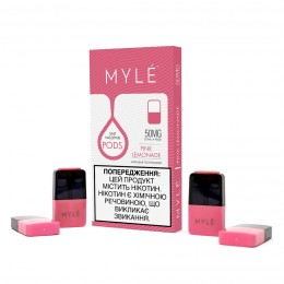 MYLE Pods Magnetic Edition - Pink Lemonade