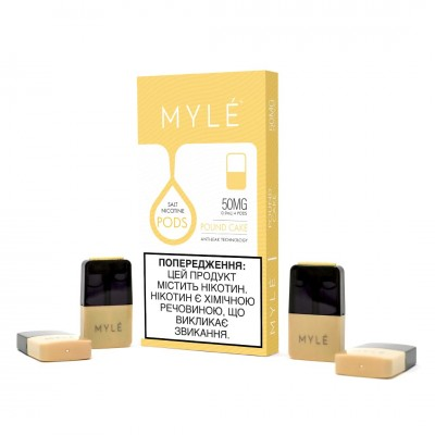 MYLE Pods Magnetic Edition - Pound Cake