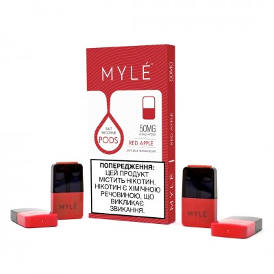 MYLE Pods Magnetic Edition - Red Apple
