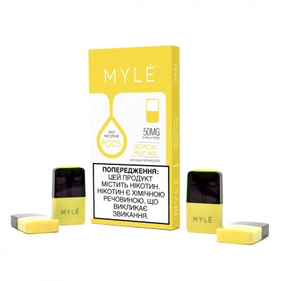 MYLE Pods Magnetic Edition - Tropical Fruit Mix