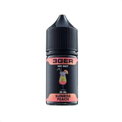 Жидкость 3GER Salt - Sunrise Peach
