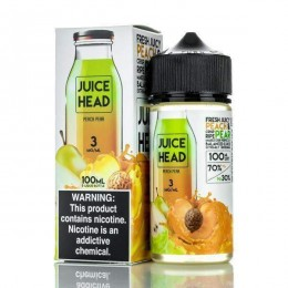 Juice Head - Peach Pear