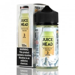 Juice Head Freeze - Peach Pear