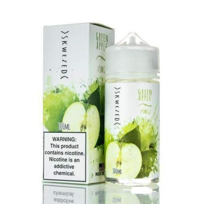 Жидкость Skwezed - Apple 100ml