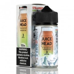 Juice Head Freeze - Strawberry Kiwi