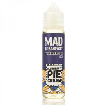 Жидкость Mad Breakfast - Blueberry Pie