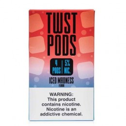 TWST Pods - ICED Madness 5%
