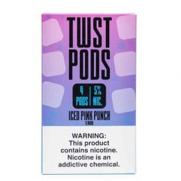 TWST Pods - ICED Pink Punch 5%