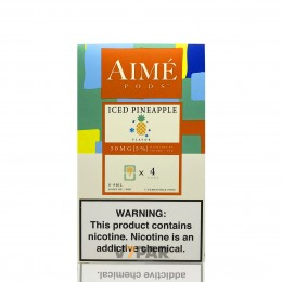 Aime Pods - ICED Pineapple
