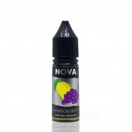NOVA Salt 15ml - MANGO&GRAPE