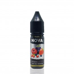 NOVA Salt 15ml - MIXED&BERRY