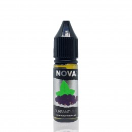 NOVA Salt 15ml - CURRANT&MINT