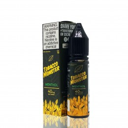 Tobacco Monster Salt - Menthol
