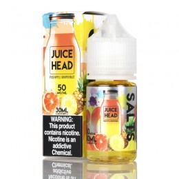 Juice Head Salt - Pineapple Grapefruit