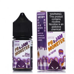 PB & Jam Monster SALTS - Grape