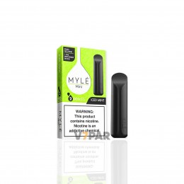 MYLE Mini - ICED Mint Disposable Device