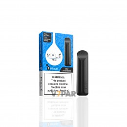MYLE Mini - ICED Quad Berry Disposable Device