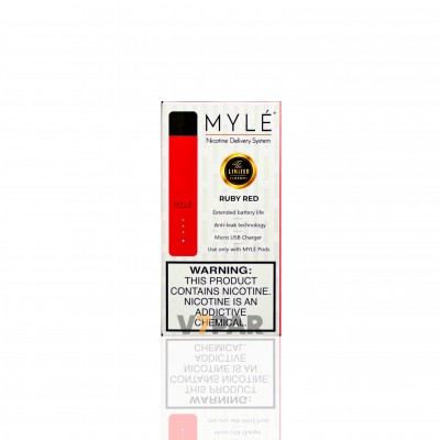 MYLE Magnetic Edition - Device (Ruby Red)