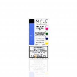 MYLE Magnetic Edition - Starter Kit (Sky Blue)