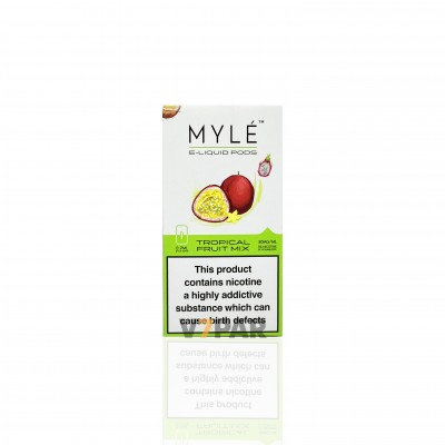 MYLE Pods - Tropical Fruit Mix