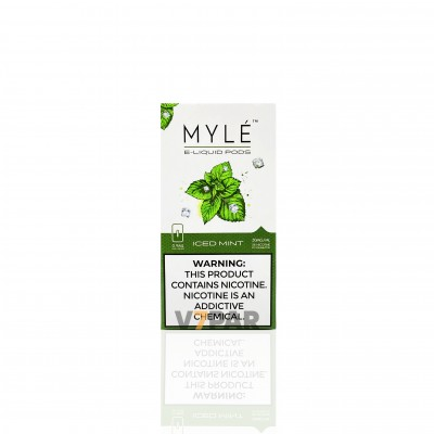 MYLE Pods - ICED Mint