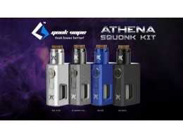 Обзор Geekvape Athena Squonk Kit with BF RDA