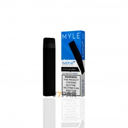 MYLE Slim Kit - ICED Quad Berry Disposable Device