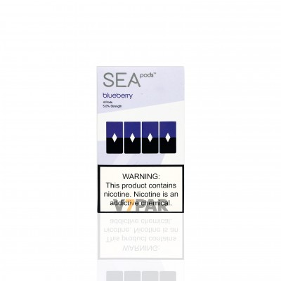 SEA100 Pods - Blueberry 5%