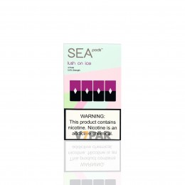 SEA100 Pods - Lush On ICE 5%