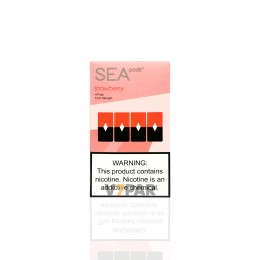 SEA100 Pods - Strawberry